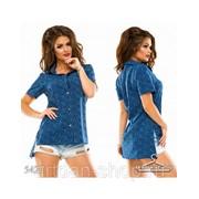 Шифоновая блуза 5427 фото