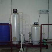 Механическая очистка, умягчение, дезинфекция воды фото