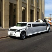 Прокат лимузина Хаммер Н2 (20 мест) фото
