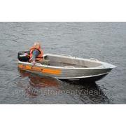 Алюминиевый катер WellBoat-37 фото