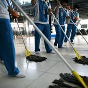 Комплексная уборка (торговые центры, бизнес центры и др.). фото