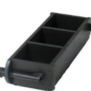 Формы для бетонных, асфальтобетонных, цементных образцов и раствора - Форма куба 3ФК-100. фото