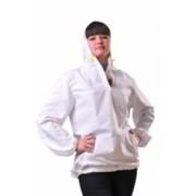 Куртка Анорак женская, белая фото