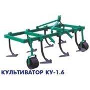 Культиватор КУ-1,6 фото