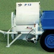 Агрегат штукатурно-смесительный P 13E фото