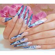 Курс «Китайская роспись ногтей» фото