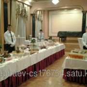 Фуршеты банкеты кофе-брейки барбекю пикники тимбилдинг в Алматы фото