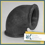 Угольник чугунный 15 ГОСТ 8946-75, оцинкованный фото