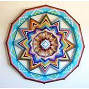 Плетение мандал II ступень фото
