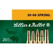 Патроны для нарезного оружия S&B (.30-06 Sprg.)(SP-2937)(180grs)(11,7г.) #33162 фото
