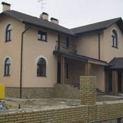 Строительство зданий. фото