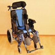 Инвалидная коляска для больных ДЦП FS 958 LBHP-32 фото