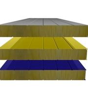 Сэндвич панели для крыши в Молдове фото