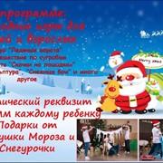 Дед Мороз и Снегурочка на Новый Год! Детские праздники. Экспресс поздравления. фото