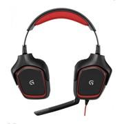 Наушники Logitech Garnitura Headset G230 black фото