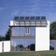 Строительство автономного дома фото