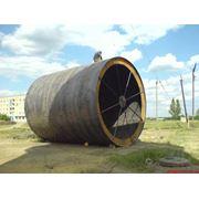 Баки топливные 50 м куб. Производство баков ТП 901-5-29. Изготовление баков для нефтепродуктов. Производство баков для воды. фото