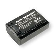 Аккумулятор (АКБ, батарея) для видеокамеры Sony NP-FH50 Ansmann 5044623 фото