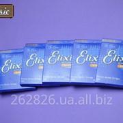 Струны Elixir Electric Guitar NanoWeb 11/49 фото