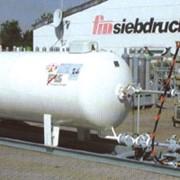 Станции газовые заправочные с надземными емкостями фото