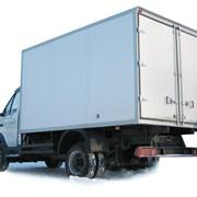 Восстановление фургонов после ДТП фото