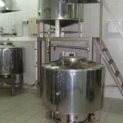 Микро пивоваренные заводы или микро-пивоварни для баров, кафе и ресторанов фото