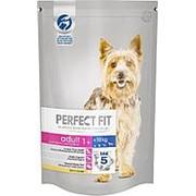 Perfect Fit 500г Adult Сухой корм для взрослых собак карликовых и малых пород старше 1 года Курица фото