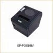 Термопринтер pos t-88iv usbчековый 80 мм автообрезкааналог epson t88 фото