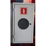 Шкаф пожарный 305, для огнетушителя фото
