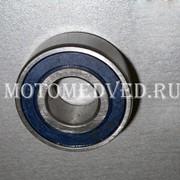 Подшипник №62203 2RS, закрытый фото