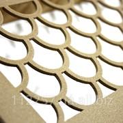 Гидроабразивная резка латуни фото