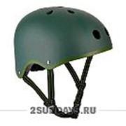 Детский защитный шлем Micro размер М камуфляж матовый фото