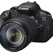 Фотокамера Canon EOS 700D kit 18-135 STM фото