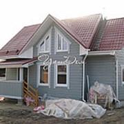 Дом из профилированного бруса 6х10 - Тульский фото