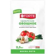 Комплексное гранулированное удобрение Bona Forte Овощное с микроэлементами, 2,5 кг. фото