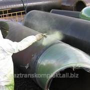 Антикорозийное покрытие труб Protegol, Протегол UR-Coating 32-55 H, 32-60 H фото