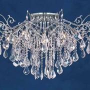 Люстра хрустальная Wunderlicht Elegance WL61660-12+1CH фото