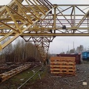 Демонтаж мостовых кранов фото