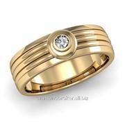 Кольца с бриллиантами W43059-1 фото