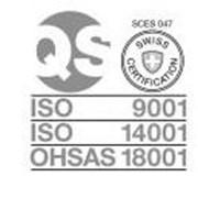 Сертификация интегрированных систем менеджмента (3 стандарта) фото
