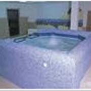 Гидромассажный бассейн фото
