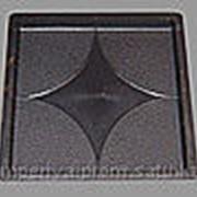 Тротуарная плитка Звездочка фото