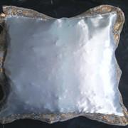 Подушка ритуальная с сеном луговым фото