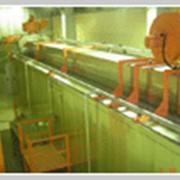 Линии предобработки поверхности методом распыления и окунания фото