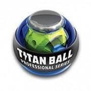 Кистевой тренажер Titan ball Power Ball Pro со счетчиком синий фото