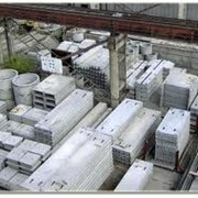Установки для производства товарного бетона. фото