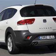 Автомобиль Seat Altea Freetrack фото