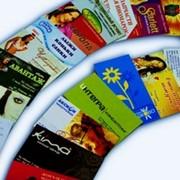 Размещение рекламы на карточках фото