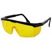 Очки защитные, с регулируемыми дужками (82-0603) фото