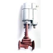 Клапан запорный с электромагнитным приводом 15кч892п, р (СВВ)Ду25,40,50,65 фото